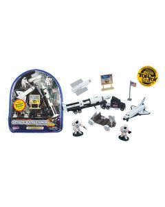 Space Shuttle Backpack Playset