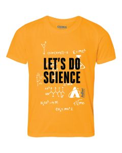 Youth Let's Do Science T-Shirt