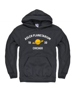 Adult Adler Saturn 1930 Chicago Hoodie