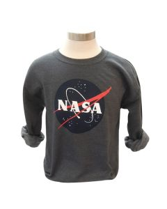 Adult NASA Meatball Fleece Sweatshirt
